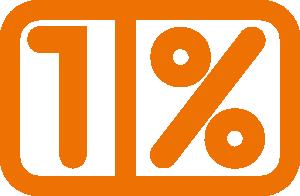 1% podatku logo
